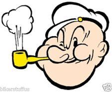 POPEYE HELMET STICKER HARD HAT STICKER HELMET STICKER LAPTOP STICKER TOOLBOX