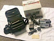 Hitachi DZ-BX35A DVD Video Camcorder Camera Handycam w/ all accessories