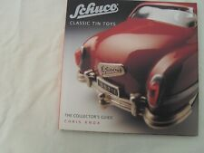 SCHUCO CLASSIC TIN TOYS CARS BIKES BOATS PLANES