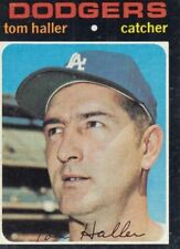 Topps Not Autographed Los Angeles Dodgers Baseball Cards