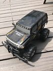 NEW BRIGHT 1/10 SCALE RC HUMMER H3 FOR PARTS HARD BODY
