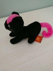 Battat B CRITTER CLINIC Black Pink Kitty Kitten Cat ONLY Replacement