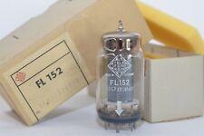 Vintage Telefunken fl152/fl 152, radio tubo, HiFi/tubo de audio, NIB, nos