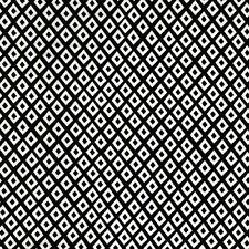 Tessuti e stoffe nero per hobby creativi, 100% Cotone