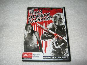 The Texas Chainsaw Massacre - Jessica Biel - VGC - DVD - R4