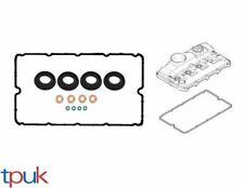 ROCKER COVER GASKET + INJECTOR SEAL + WASHER, ORING SET TRANSIT MK7 2.2 2.4 TDCi