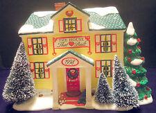 RARE Dept 56 Snow Village Ronald McDonald House NRFB 1998 Limited Ed Dealer Only