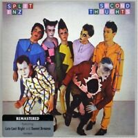 SPLIT ENZ Second Thoughts CD BRAND NEW Remastered