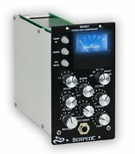 Serpent Audio SB4001 500 Series Stereo VCA 2 Bus Compressor New! SALE!