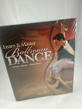 Learn & Master Ballroom Dancing Lessons How To Dance Video Book 12-DVD 6-CD Pack