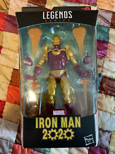 "IRON MAN 2020 Hasbro Marvel Legends 6"" Action Figure Exclusive NEW"