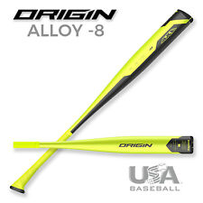 2019 Axe Origin USABAT 31 in. / 23 oz. 2-5/8″ USA Baseball Bat -L135G-30-22