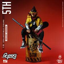 J.T STUDIO MONKEY KING 5th Anniversary Deluxe Version 1/6 Figure IN STOCK
