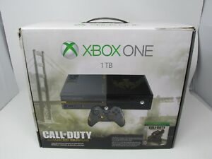 Xbox One Call of Duty Advanced Warfare 1TB Console BOX Only With Foam Insert