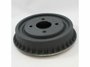 For 1979-1993 Ford Mustang Brake Drum Rear 19998KM 1988 1991 1989 1990 1987 1992