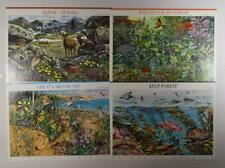 COMPLETE MINT SET OF 12 NATURE OF AMERICA SHEETS 3293 // 4474 VF MNH