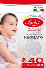 COLLANT 40 DEN FANTASIA NEONATA FILANCA LIABEL ART. 4034 TALES 40
