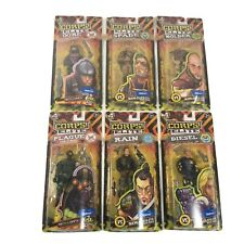 The CORPS! ELITE Action Figures - Lot of 6 - The Corps Elite VS The Curse