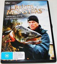 River Monsters : Season 5--- (DVD, 2014, 2-Disc Set)