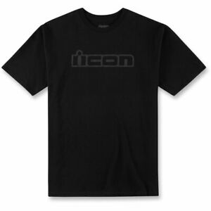 2019 Icon Mens Casual Short Sleeve Moto Apparel Tee Shirt - Pick Style/ Size