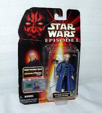 "Star Wars Episode I Senator Palpatine Cam Droid CommTech Chip 4"" Action Figure"
