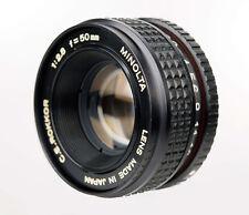Minolta C.E 2,8/50mm 50mm 2,8 Vergrößerungsobjektiv enlarger lens 312766