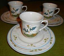 Hutschenreuther Dresden Belvedere 8881 ♥ Teetasse /& Untertasse ♥ groß