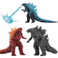 """12"""" NECA Burning Godzilla King of The Monsters Head to Tail Action Figure Model"""