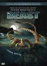 The Beast (1996) Peter Benchley | New | Sealed | UK Compatible Region free DVD