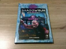 Shadowrun 6. Edition Berlin 2080 Hardcover Neu OVP Pegasus Spiele 2019