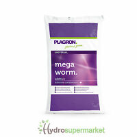 PLAGRON ORGANIC WORM HUMUS CASTINGS 25L  SOIL IMPROVER PLANT HEALTH