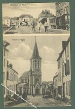 France, Champagne Ardenne. SIGNY. Cartolina d'epoca. Anno 1917.