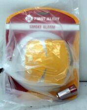 New listing First Alert Smoke Alarm W/Battery (See Description)