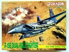 DRAGON 1/144 F-15E DUAL ROLL FIGHTER