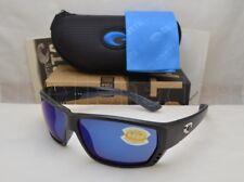 1b29833613ccb Costa Del Mar Tuna Alley Polarized Sunglasses Black Blue 580p TA 11 OBMP 580