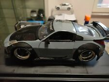 1 18 Nissan 350z Custom In Scatola Fast And Furious Tokyo Drift