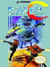 Super Contra Nintendo High Quality Metal Magnet 3 x 4 Fridge 9013