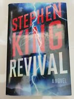 REVIVAL HARDCOVER NOVEL by STEPHEN KING 2014 GREAT CONDITION with DUSTJACKET