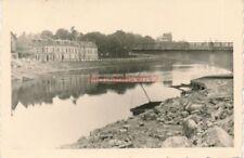 2 X photo, le long de la Marne après AMIENS 1940, France (N) 19508