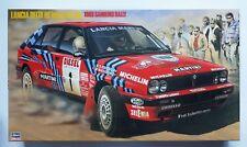 HASEGAWA 1/24 Lancia Delta HF Integrale 16V 1989 Sanremo rally #25208 model kit