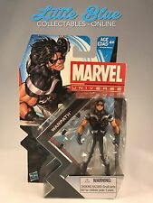* MARVEL UNIVERSE X-MEN * Warpath #025 * MOC  * 3.75  * RARE * figure