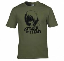Unbranded Anime Cotton Short Sleeve T-Shirts for Men