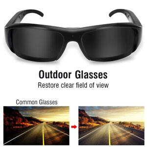HOT ! Mini HD 1080P 2021 Mini 1080P HD-Videokamera Sonnenbrille  Videorecorder
