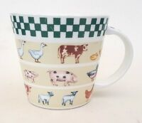 Crown Trent Mug Farm Animals Collectable Coffee Mug