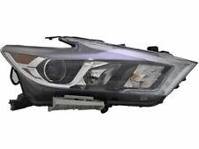 Fits 2016-2018 Nissan Maxima Headlight Assembly Right TYC 83756XM 2017 Sedan