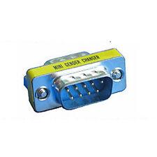 9-PIN MASCHIO MASCHIO Serial RS232 CAMBIO GENERE Adattatore UK