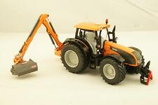 Siku 3659 Valtra T191 Tractor with Kuhn ProLonger hedge cutter EP 7483TP Diecast
