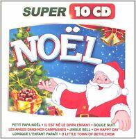 Noël - 10 CD