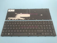 New For HP Probook 450 G5 455 G5 470 G5 Latin Spanish Keyboard With Frame