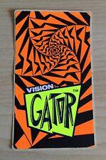 Vision Vtg 80s Mark Gator Rogowski Spiral Skateboard Sticker Skate Rare NOS Rad!